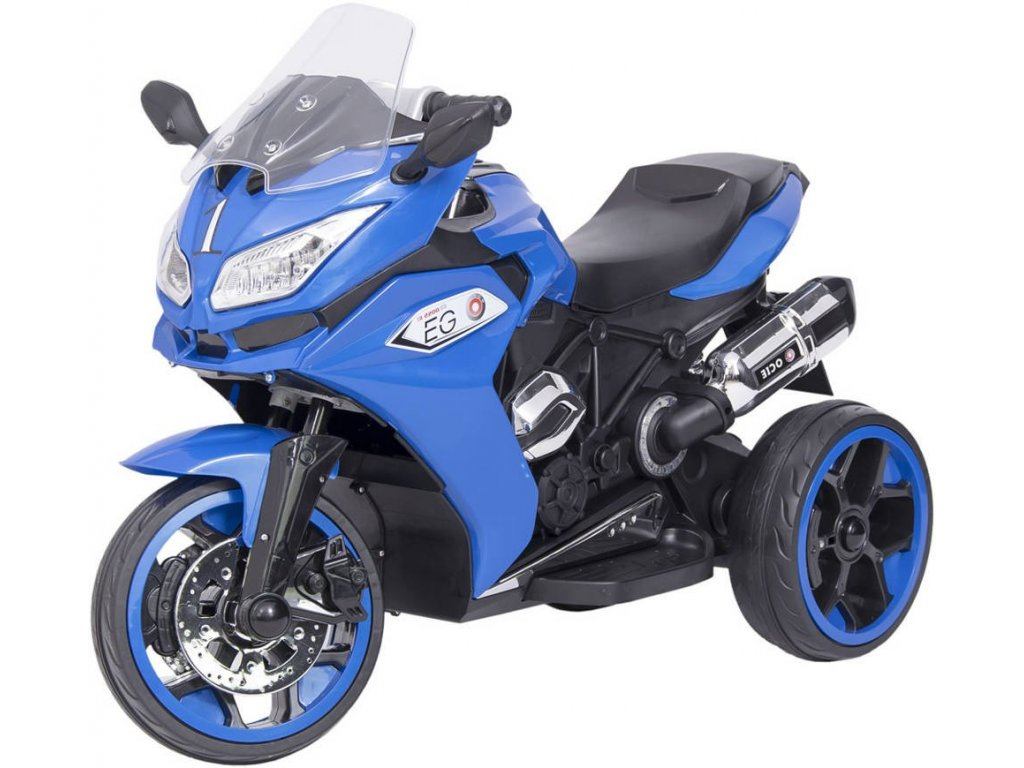 TBK motorka superbike EG 1200 SPEED modrá