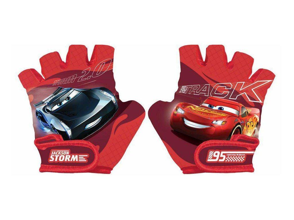 Sun Baby rukavičky CARS 3