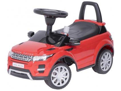 Odrážadlo Range Rover Evoque červená