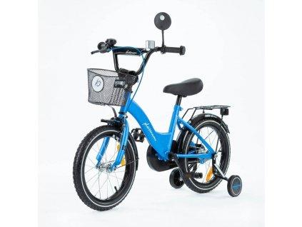 Detský bicykel 16 TBK Platinum modrá (1)
