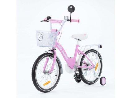Detský bicykel 20 TBK Little princess ružové