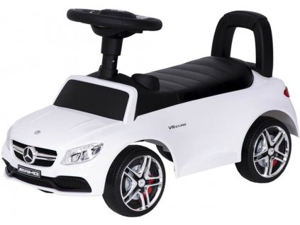 TBK odrážadlo Mercedes V8 biturbo classic K01 biele