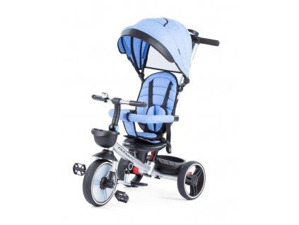 Baby Mix trojkolka Taxi rozložiteľná modrá