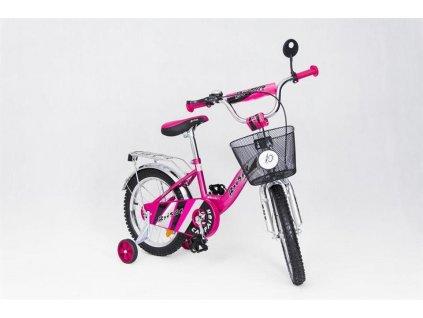 Detský bicykel 16 TBK Speedy Charlotte ružový (6)