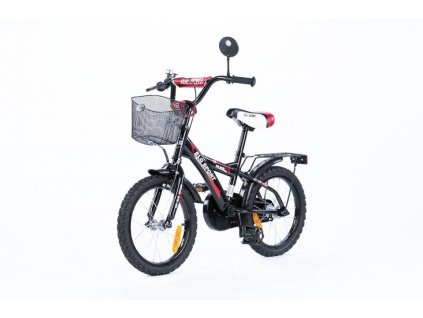 Detský bicykel 16 TBK Sport čierne