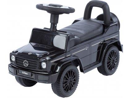 TBK odrážacie autíčko MERCEDES G350d čierne (1)