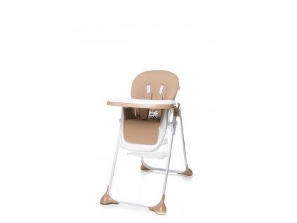 Jedálenská stolička 4Baby Decco Camel (6)