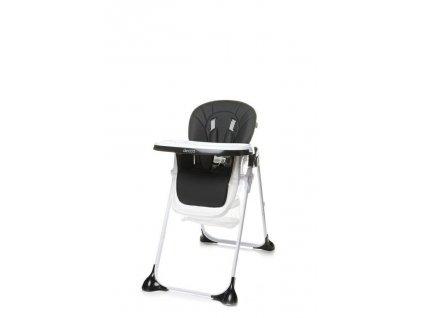 Jedálenská stolička 4Baby Decco čierna (4)