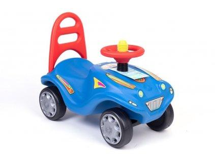 Odrážacie autíčko MINI MOBILE modré