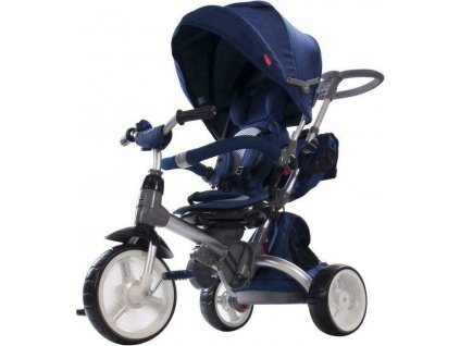 Sun Baby trojkolka Tiger penová kolesá modrá (3)