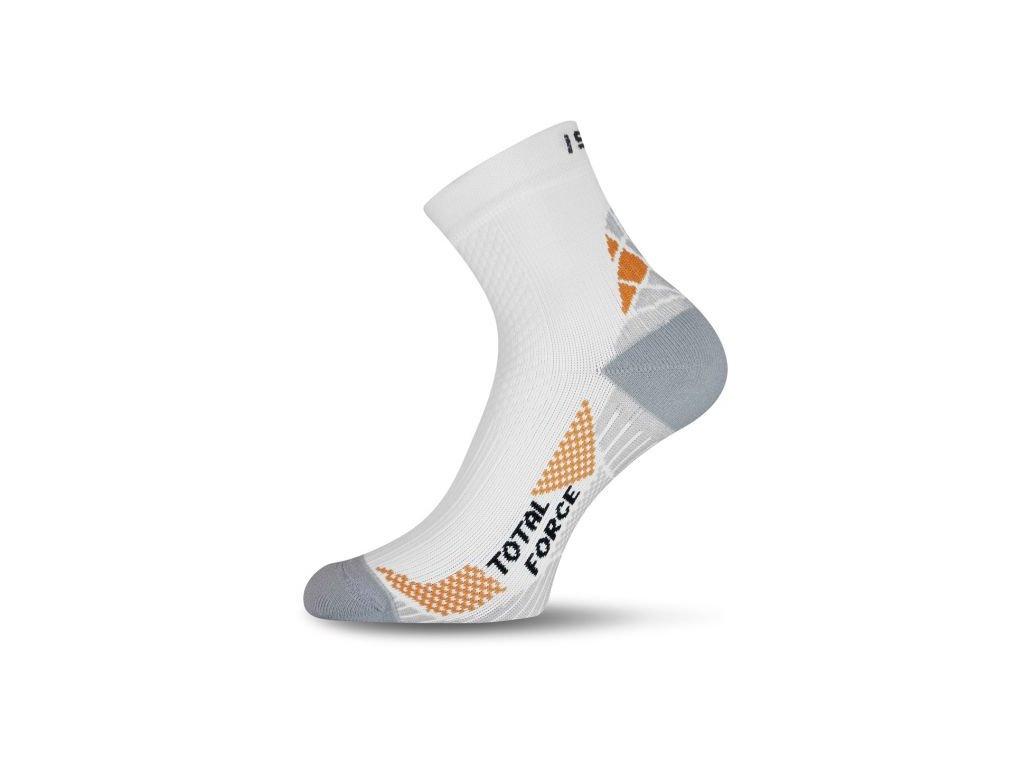 lasting funkcni bezecke ponozky rtf bile