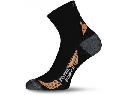 lasting funkcni bezecke ponozky rtf cerne