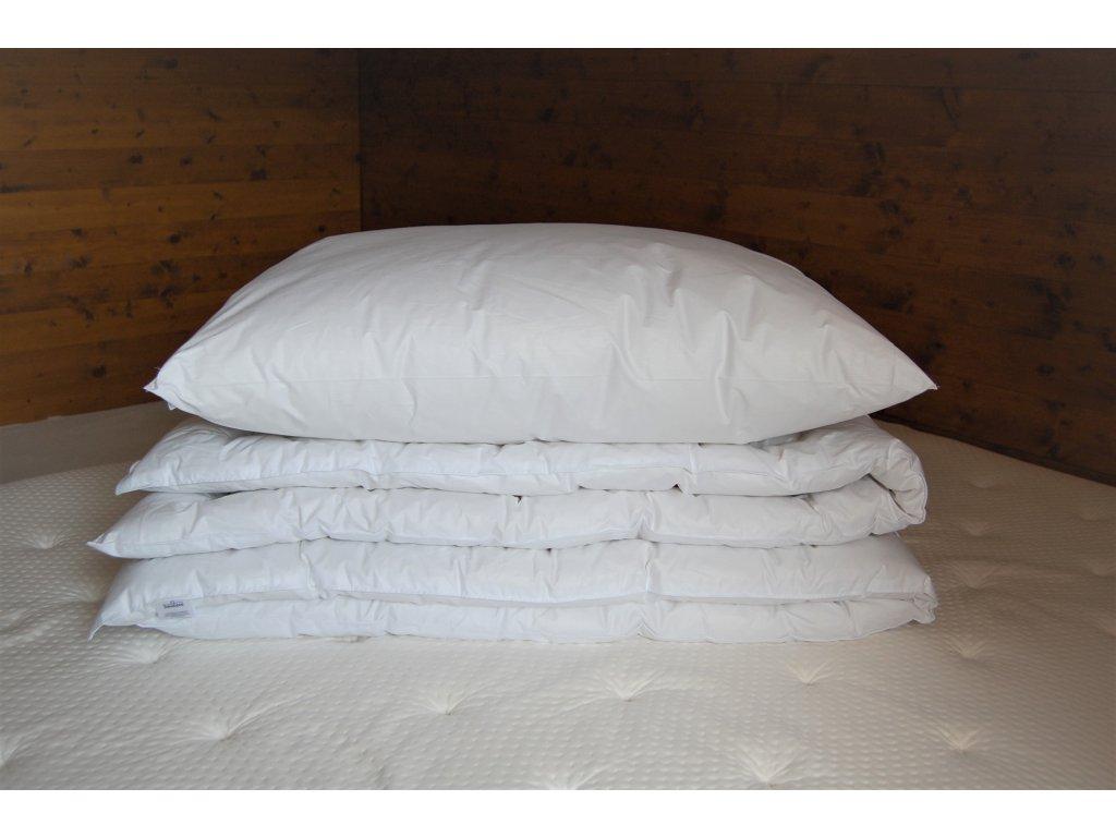 Lůžkoviny z ovčí vlny pro dospělé Basic wool
