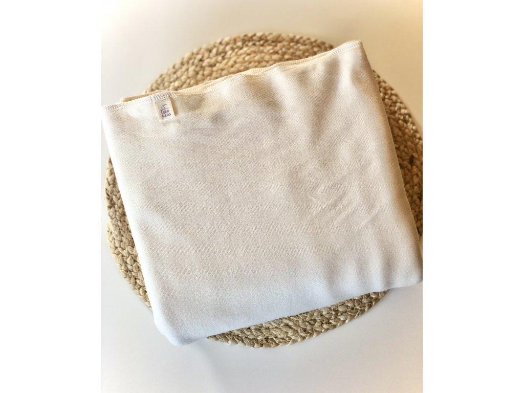 nosící šátek pro miminko z biobavlny