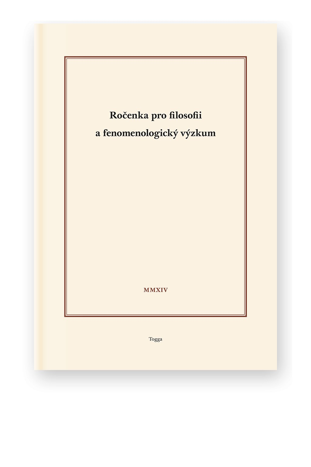 1017 rocenka pro filosofii a fenomenologicky vyzkum 2014