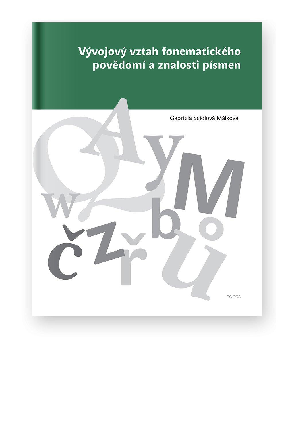 1086 vyvojovy vztah fonematickeho povedomi a znalosti pismen