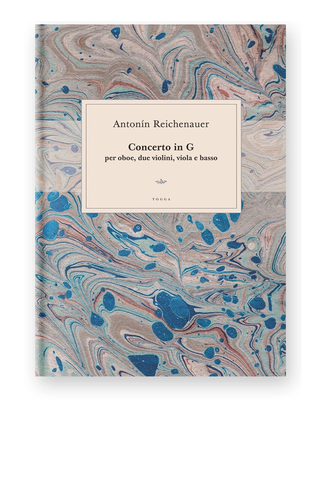 1146 concerto in g per oboe due violini viola e basso