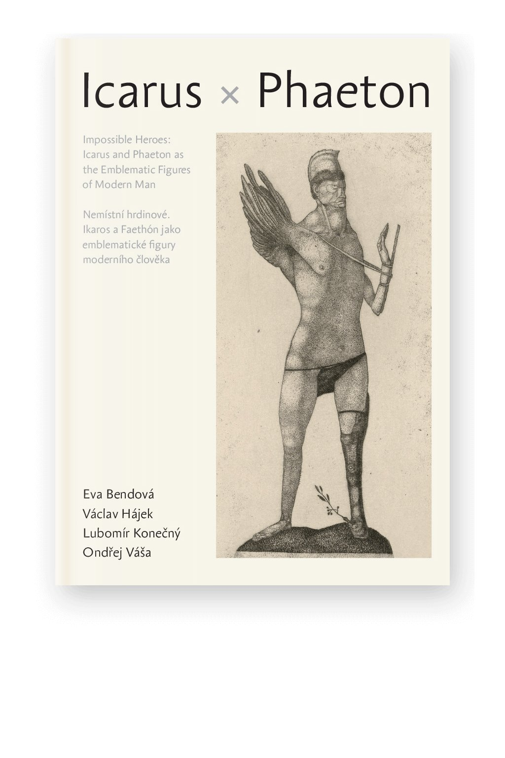 1424 nemistni hrdinove ikaros a faeton jako emblematicke figury moderniho cloveka