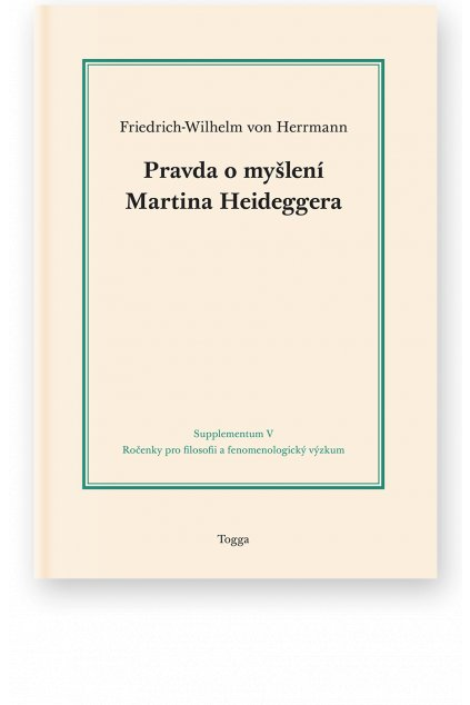 1164 pravda o mysleni martina heideggera