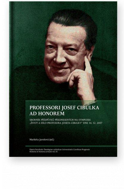 750 professori josef cibulka ad honorem