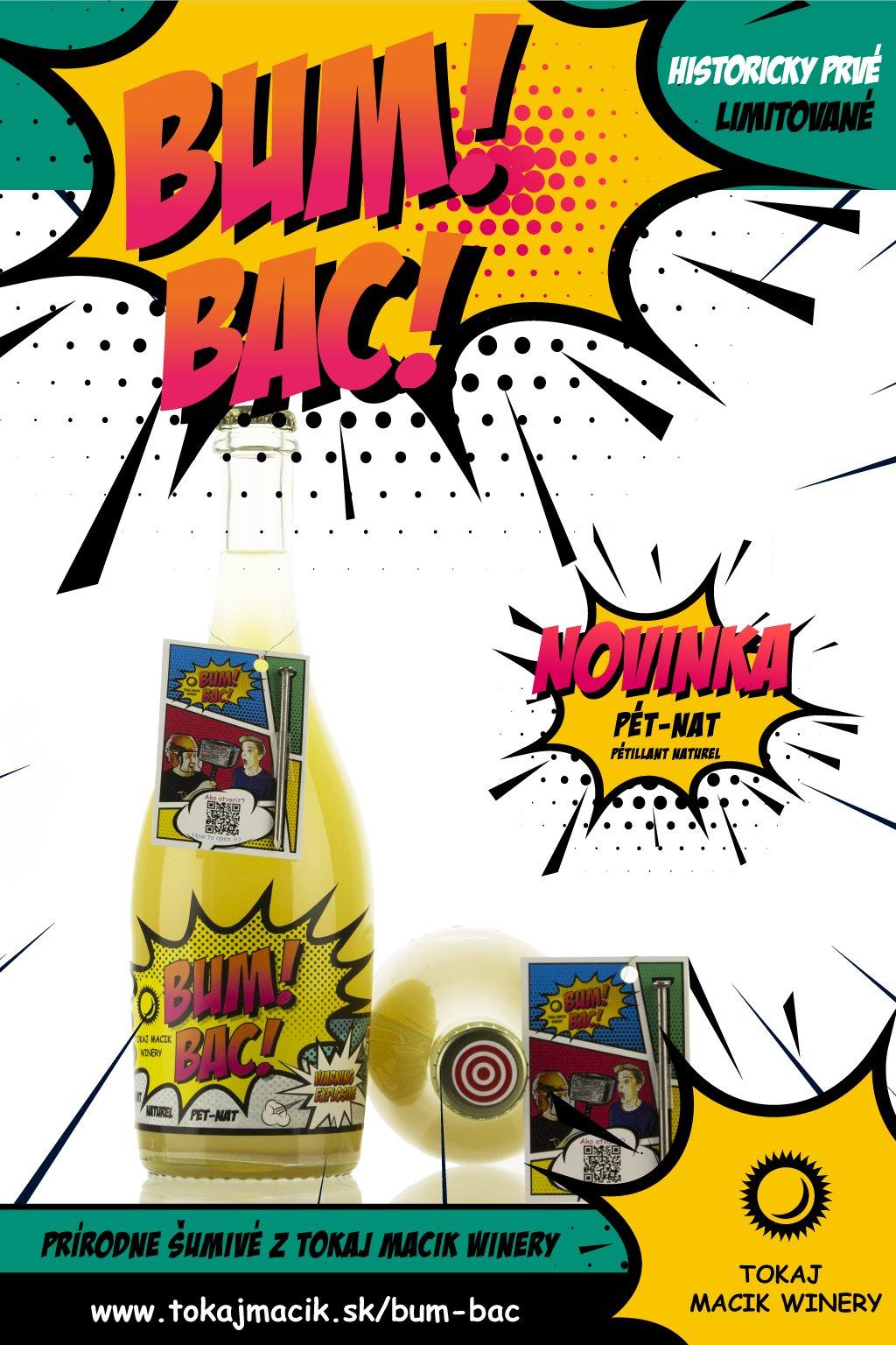 bum bac poster