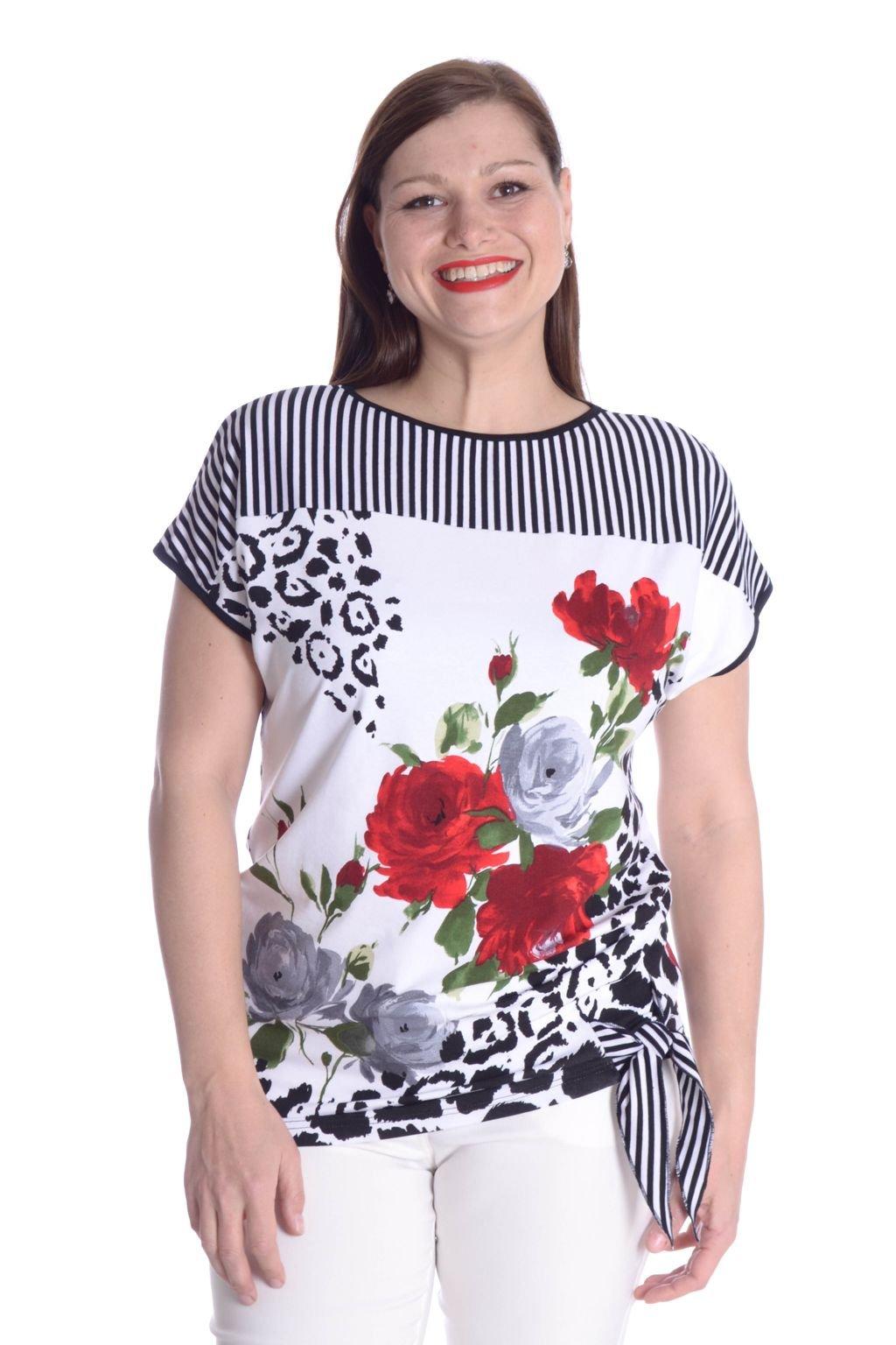 4021 Kimono Uma růže 108 (2)
