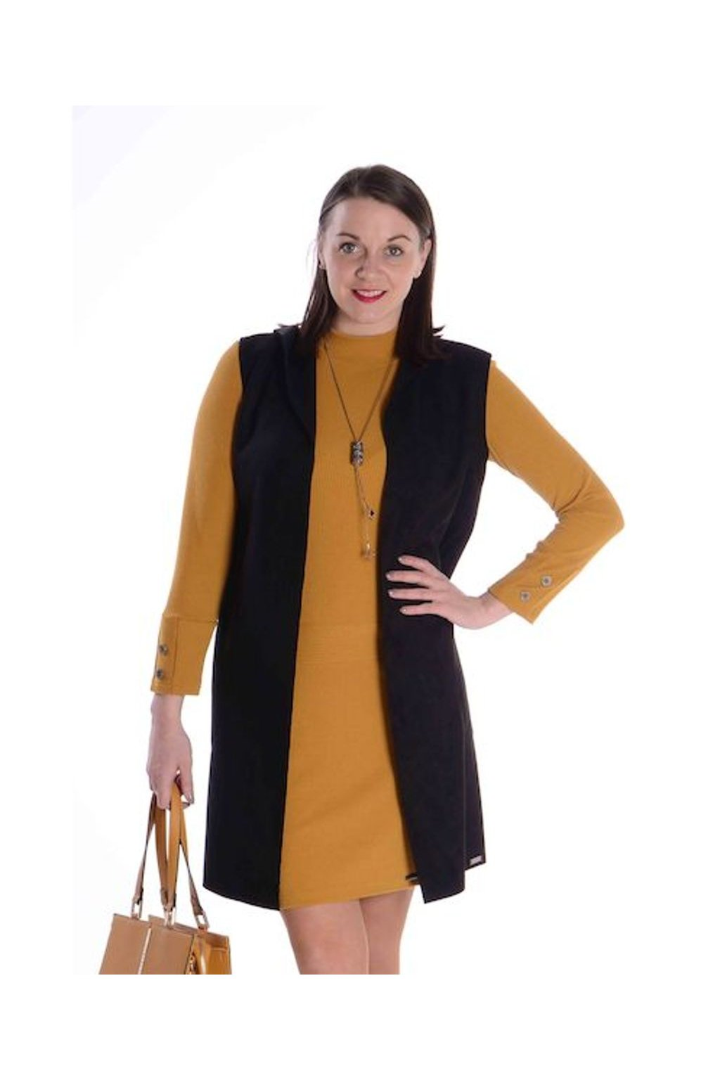 1121 Vesta Zara (Velikost 36, Barva Černá)
