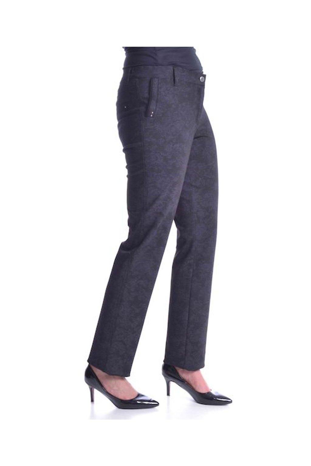 Kalhoty delux ZORA 54T (Velikost 36, Barva Vzorovaná)