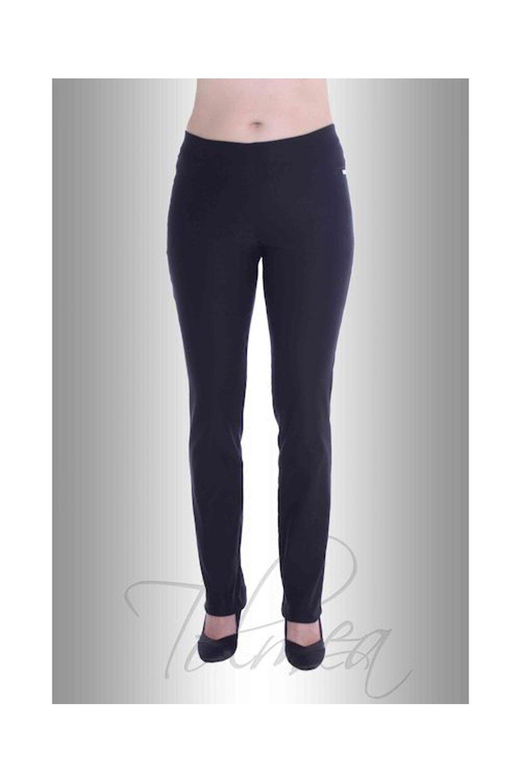 Kalhoty elastické džegíny 51T černá (Velikost 36, Barva Černá)