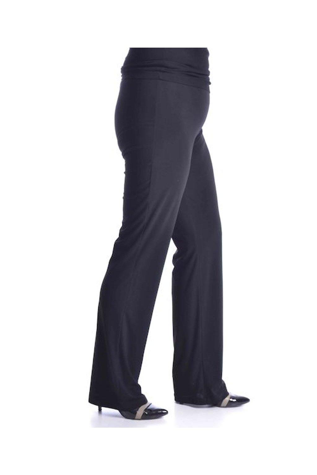 18T Kalhoty do gumy pes (Velikost 36, Barva Černá)