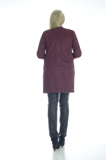 8621 Kabátek Linie zip