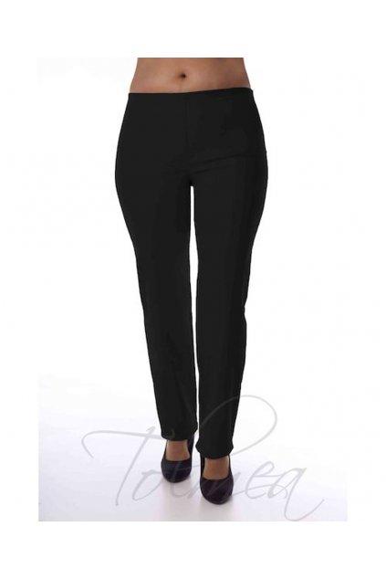 39T Kalhoty elastické barevné dlouhé (Velikost 36, Barva Šedá tmavá)