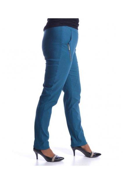 62T Kalhoty Zita (Velikost 36, Barva Modrá)