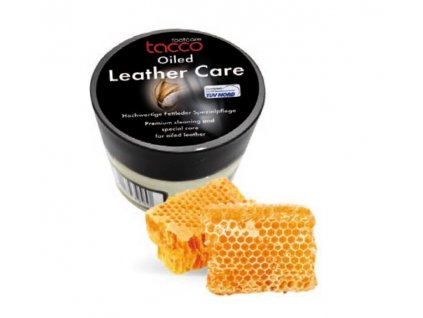 Tacco oiled leather care 50 ml vosk na kuzi