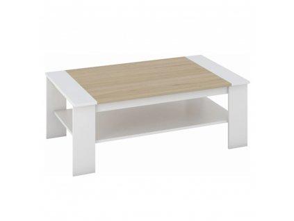 BAKER - Konferenčný stolík, dub, 0000149887, 84