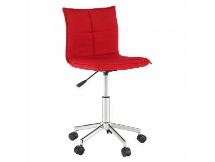 CRAIG - Kancelárska stolička, červená, 0000191466, 84