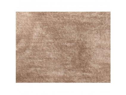 Koberec, svetlohnedý, 140x200, ANNAG