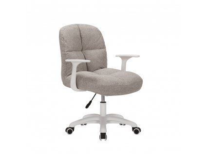 Kancelárske kreslo, sivá, TALBOT