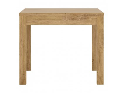 Jedálenský stôl, rozkladací, dub shetland, SHELDON TYP 76