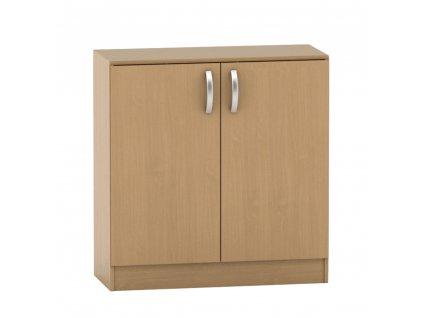 2-dverová komoda, buk, BETTY 2 BE02-008-00