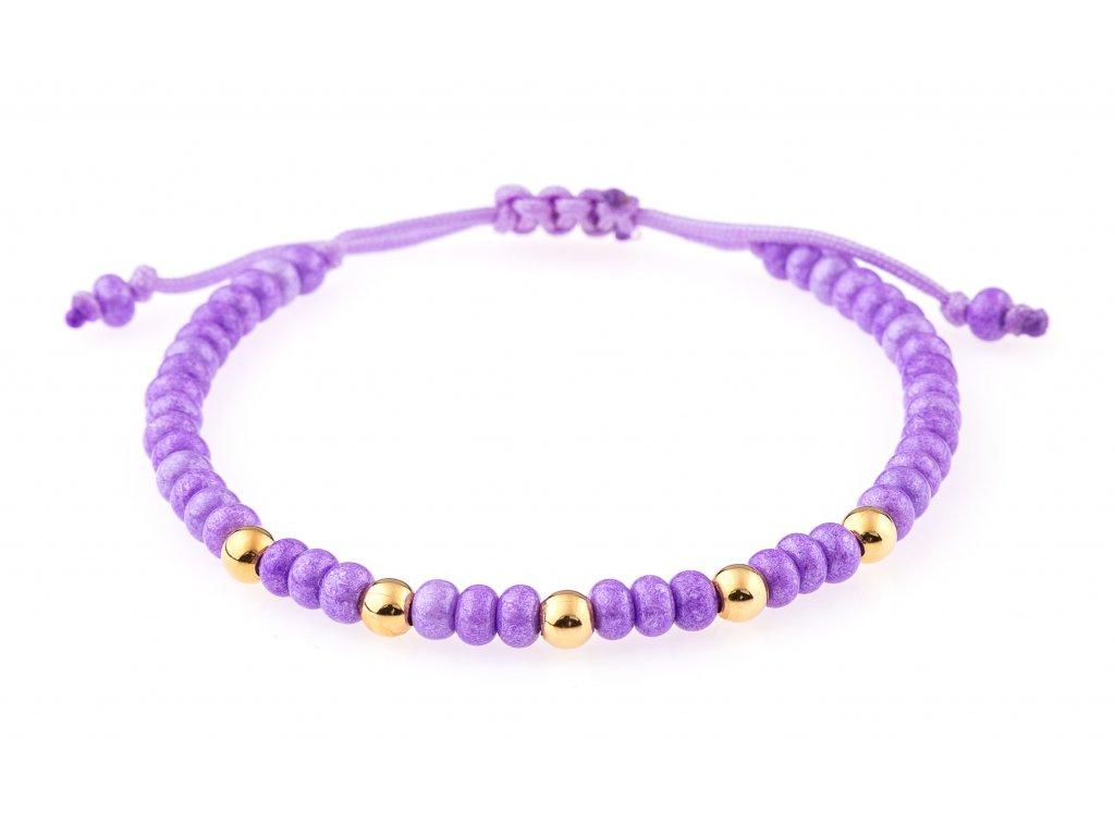 Dámský náramek Preciosa perly - Viola