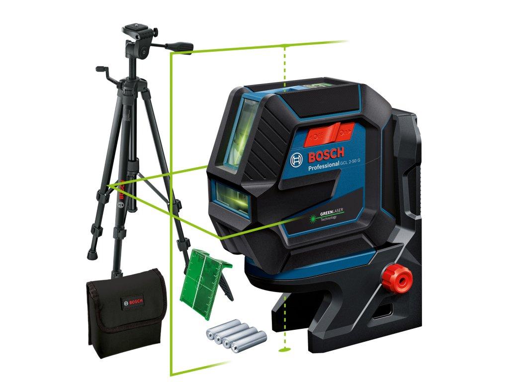 GCL2 50 kombinovany laser bosch 2