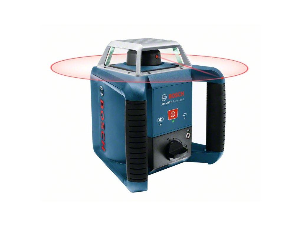 Rotační laser - Bosch GRL 400 H  + Dárek dle vlastního výběru