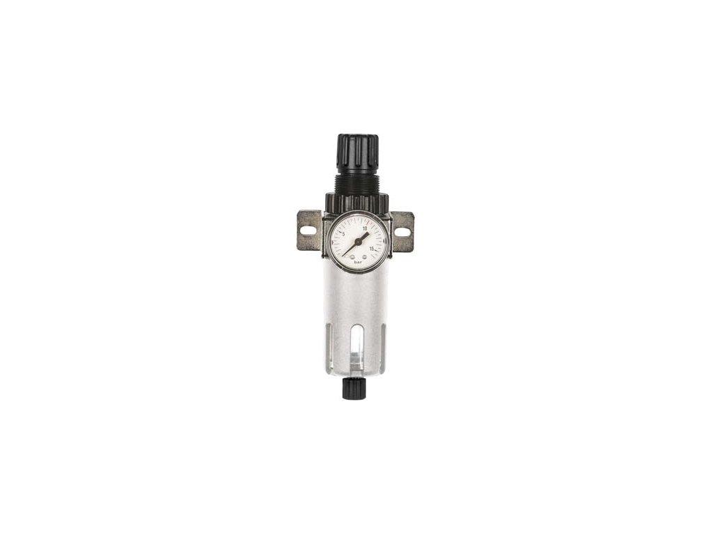 Regulátor tlaku s filtrem FDR Ac 1/4, 12 bar