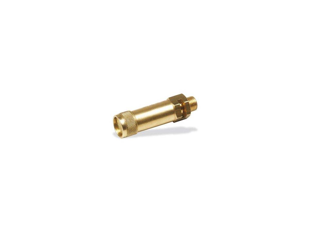 """Pojistný ventil 10 bar, 1/4"""", CE 97/23"""