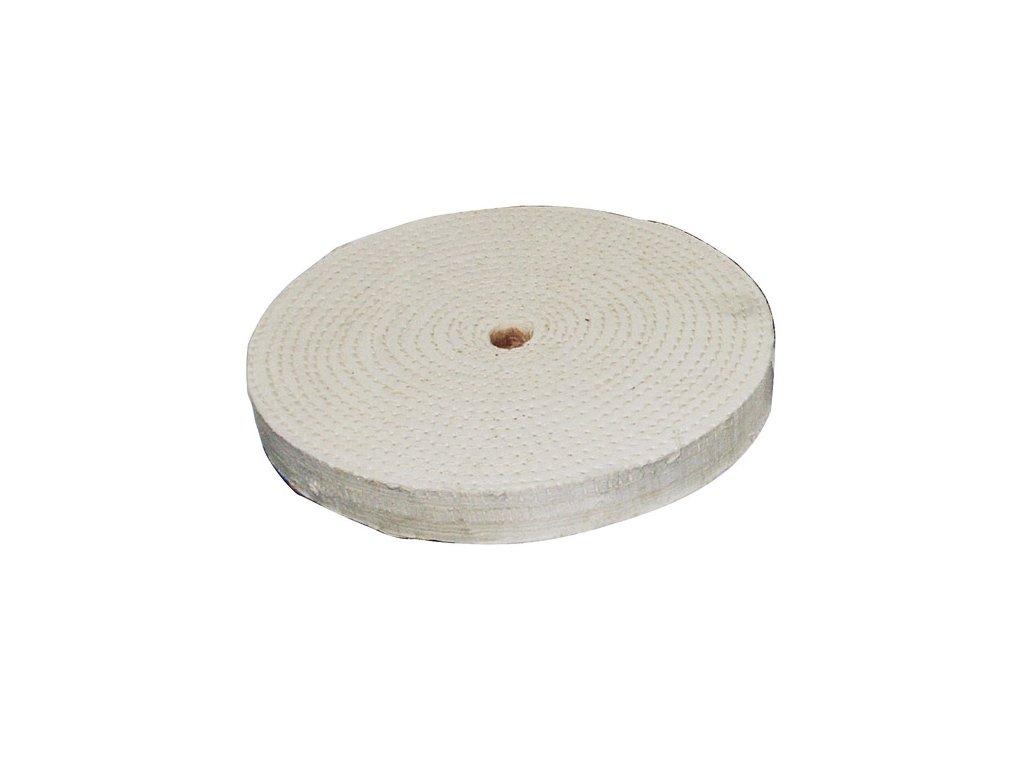 Leštící kotouč tvrdý , Ø 200 × 30 mm / Ø 16 mm