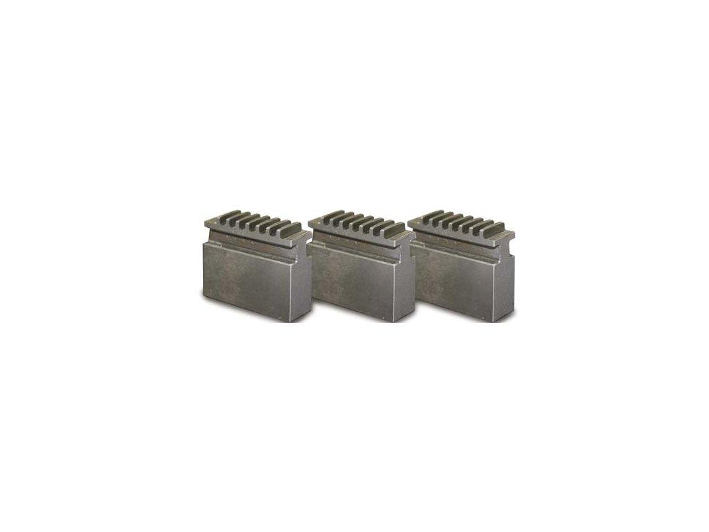 Měkké čelisti pro 4-čelisťové sklíčidlo OPTIMUM Ø 200 mm