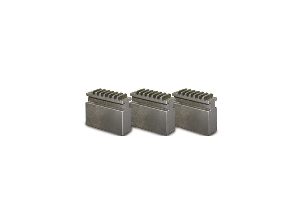Měkké čelisti pro 4-čelisťové sklíčidlo OPTIMUM Ø 250 mm  + Dárek dle vlastního výběru