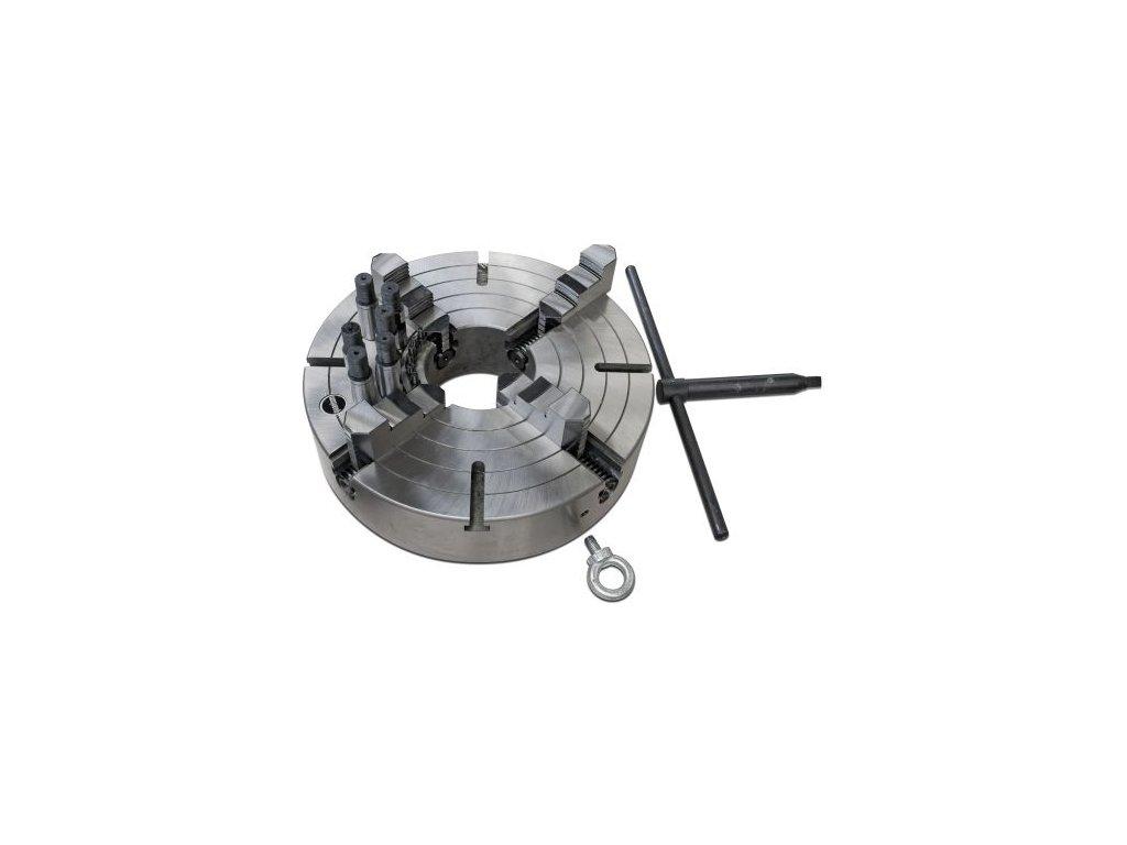 4-čelisťové sklíčidlo Ø 400 mm Camlock 8  + Dárek dle vlastního výběru