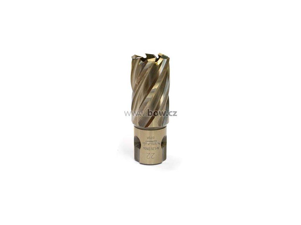 Jádrový vrták Ø 22 mm Karnasch GOLD-LINE 30